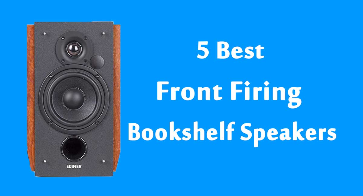 Best Front Ported Bookshelf Speakers