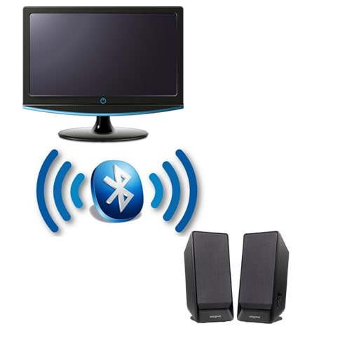 Connect Using Bluetooth connection