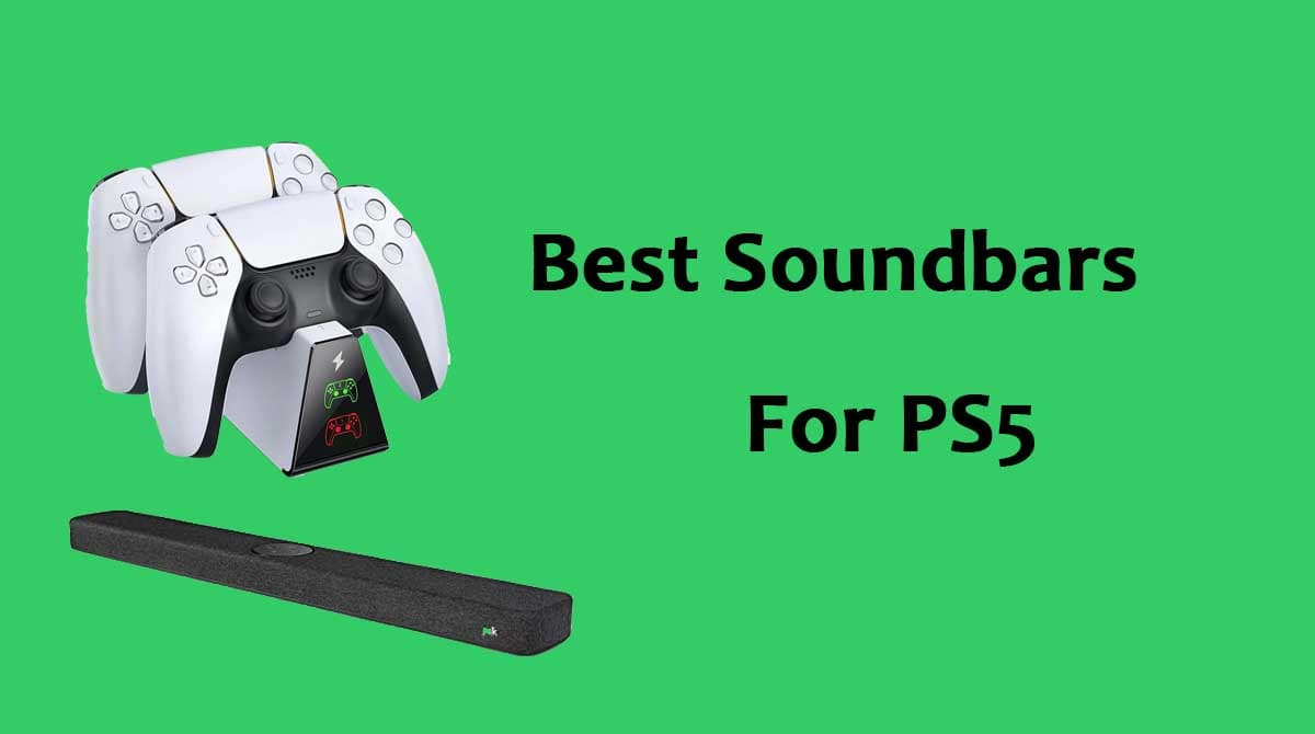 Review of Best Soundbars For PS5 Gaming Console